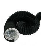 Gaines de ventilation PVC pour votre VMC, et tous accessoires de climatisation